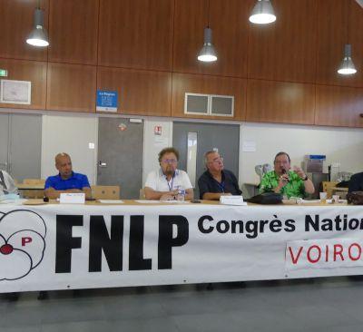 Congrès de Voiron (2021) de la FNLP : les Messages des invités