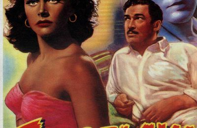Cinéma Classique : White Cargo/Tondelaya (Richard Thorpe-1942) **