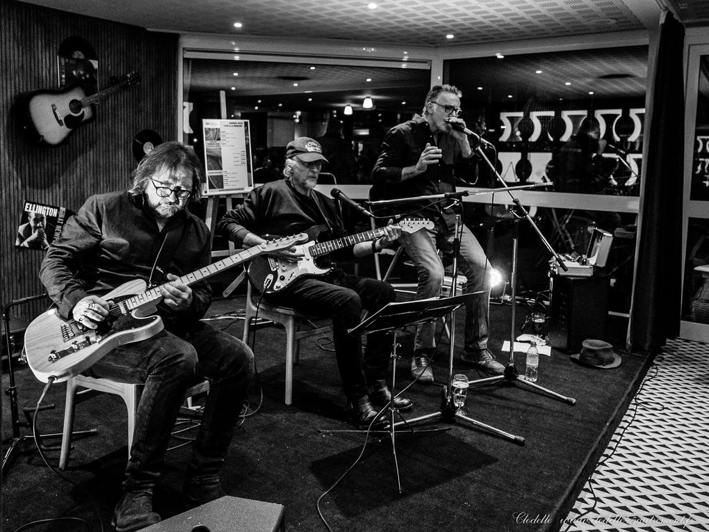GUNGACELLO, Michel NOIR trio et Mathis Poulin : les concerts de septembre 2021 / Live à la Demeure Orléans La Source