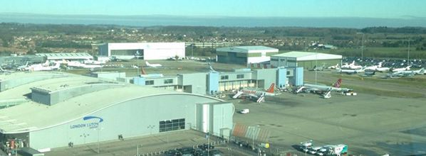 UK air traffic specialists help future-proof communications at new-look Luton Airport