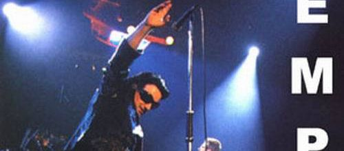 U2 -ZOO TV Tour -24/10/1992 -Tempe ,USA , Sun Devil Stadium