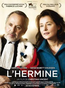 L'Hermine de Christian Vincent