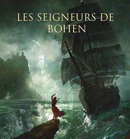 Estelle Faye - Les Seigneurs de Bohen #PLIB2018