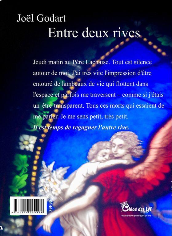 """Joël Godart nous propose un extrait de son recueil """"Entre deux rives"""""""
