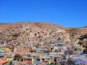 Atocha (Bolivie en camping-car)