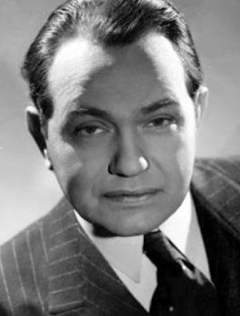 EDWARD G ROBINSON BIOGRAPHIE