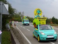 Caravane du Tour de France 2020 à Lure (Suite Partie 2) - 10 photos