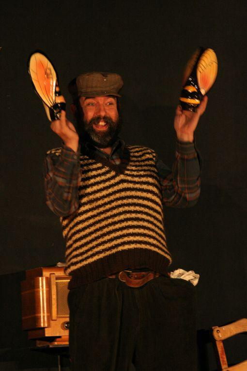 Album - Mon theatre d Ombre// P.Magnan