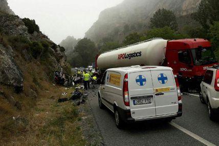 Une famille franco-marocaine décimée dans un accident en Espagne