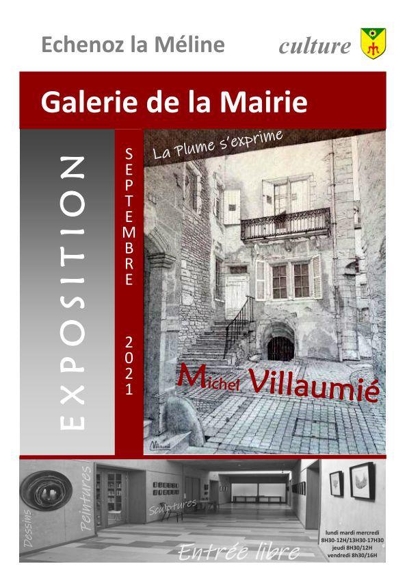 """Exposition du 01er au 30 septembre 2021 : """"La Plume s'exprime"""""""