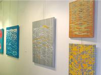 Vue de l'exposition à la Galerie du Montparnasse