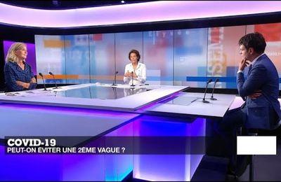 La France est-elle à l'orée d'une deuxième vague de Covid-19?
