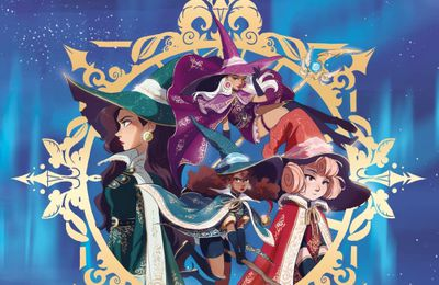 Royalty Witches Tome 1