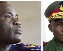 RDC: John Numbi et Gabriel Amisi, 2 Généraux, frappés au porte-monnaie par le Département du Trésor américain