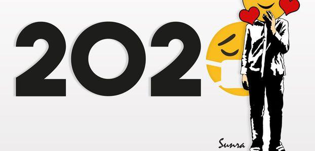 Bonne année 2021 ! Et quelques chiffres du blog pour cette année passée ...