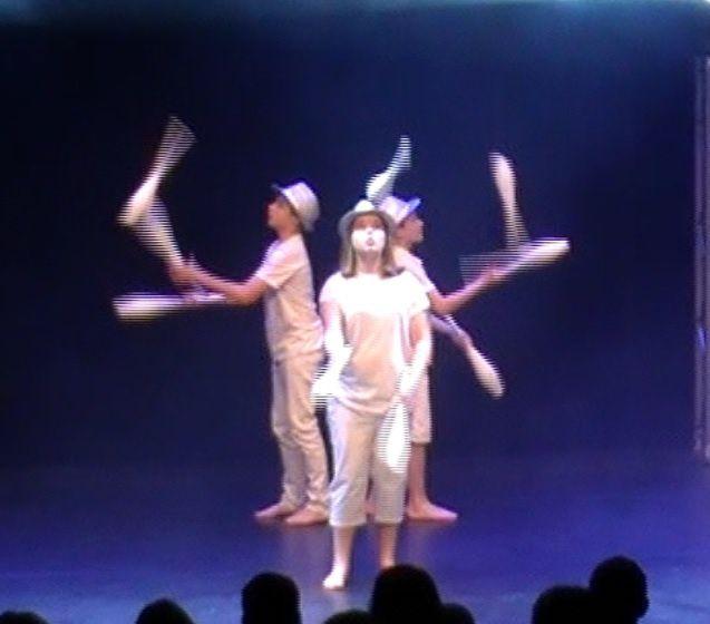 Cirque au Ried Brun avec les collégiens de Forstchwihr