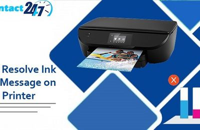 How To Fix HP 6700 Ink System Failure Message On HP Printers