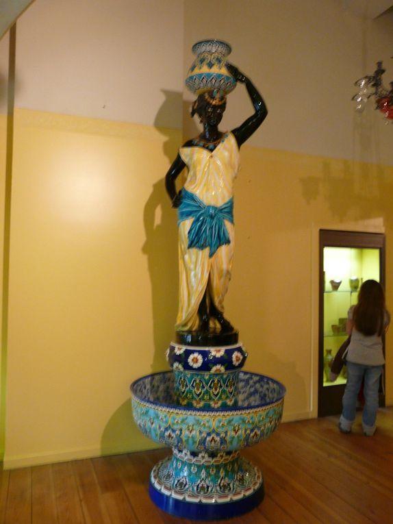 quelques une des oeuvres de ce musée