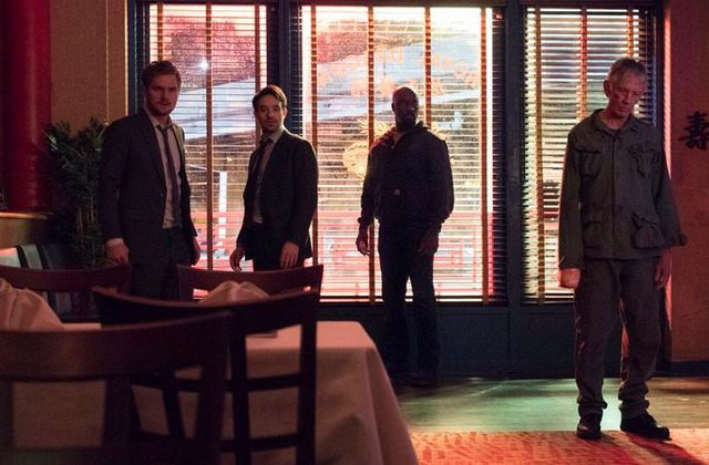 Critiques Séries : Marvel's The Defenders. Saison 1. Episodes 5 et 6.