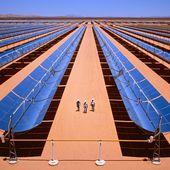 Énergie solaire en Algérie: entrons dans la troisième révolution industrielle !