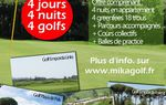 Stage de golf en Catalogne Printemps 2018