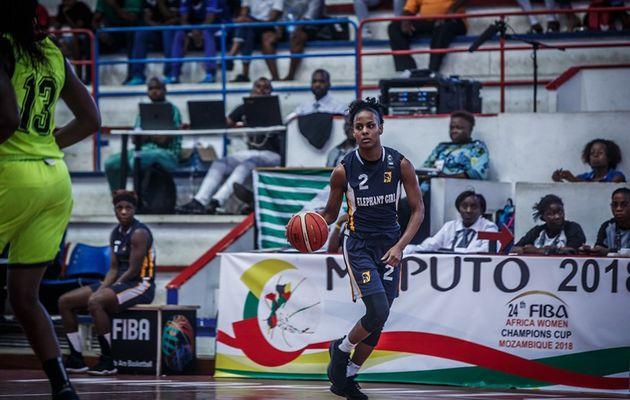 FIBA ACCW 2018 : Jasmine Nwajei offre la troisième place du podium au First Bank du Nigéria