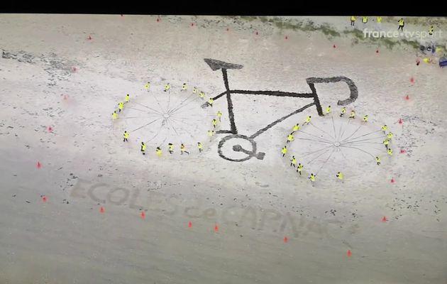 Journée d'activités en lien avec le Tour de France
