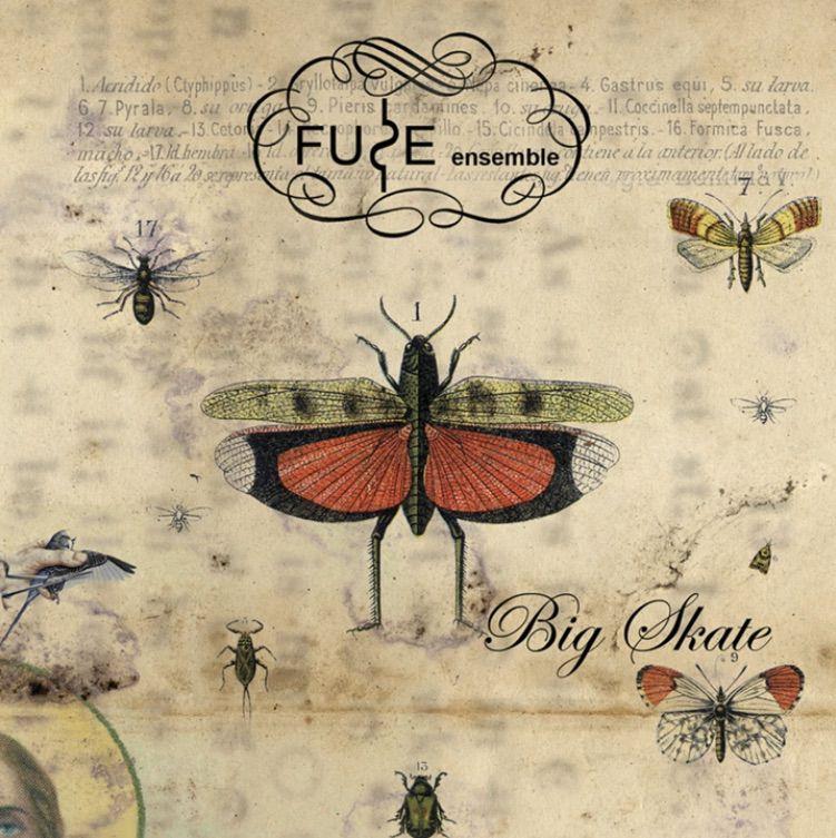 Gina Biver et le Fuse ensemble : sur l'aile de la musique.