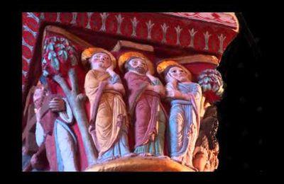 Abbatiale Saint Austremoine à Issoire, une merveille !