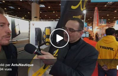 Témoignage de plaisancier - Michel nous parle de son dériveur gonflable Tiwal