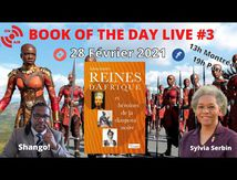 The african chronicles - Book of the day live #3. Trailer 2