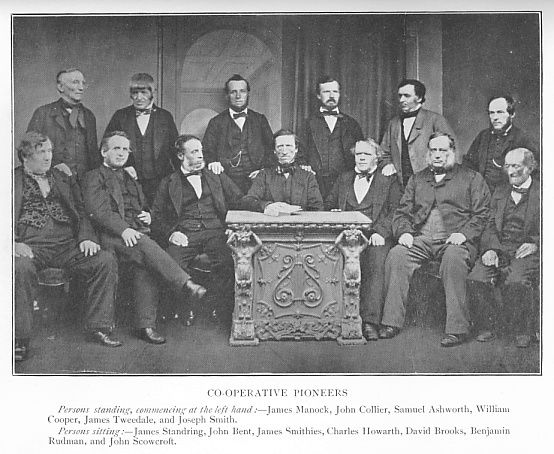 THE ROCHDALE SOCIETY OF EQUITABLE PIONEERS
