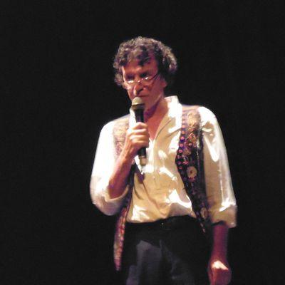 Michel Tortay présentateur