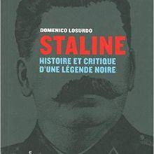 Note de lecture de Losurdo : Staline, histoire et critique d'une légende noire