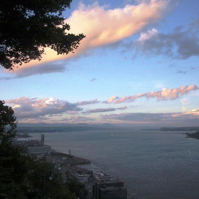 Arrivée à Quebec-City - Août 2009