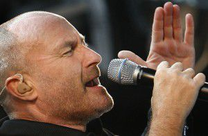 Against all odds (Phil COLLINS)