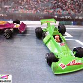 BRM P201 FORMULE 1 YATMING 1/64 - car-collector.net