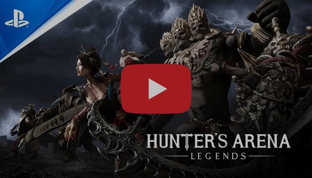 [ACTUALITE] Hunter's Arena: Legends - Gratuit sur PS Plus et disponible sur Steam