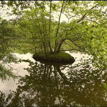 Lac des Carolins , Lescar ( Pyrénées-Atlantiques 64 ) AA Vidéo