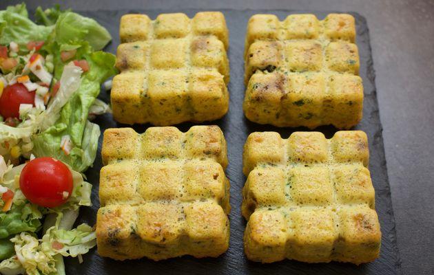 Tajine tunisien au thon & fromage