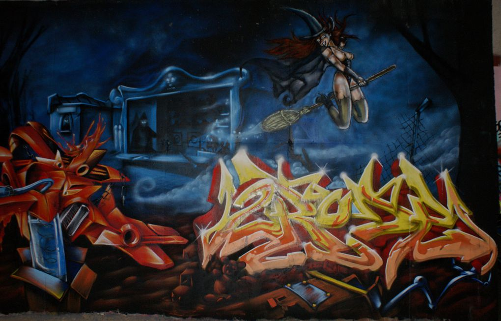 Album - Graffitis Dept 91 Tom 015