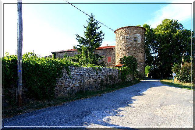 Diaporama château de Fay à Etables