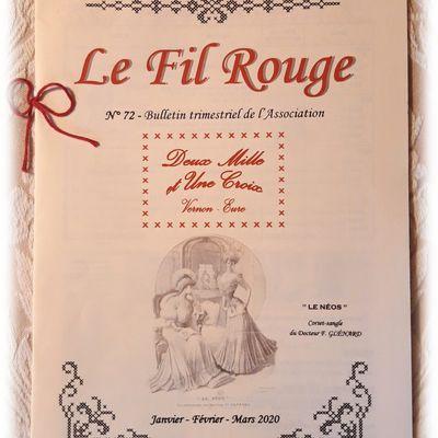 """""""Le Fil Rouge"""" n° 72"""