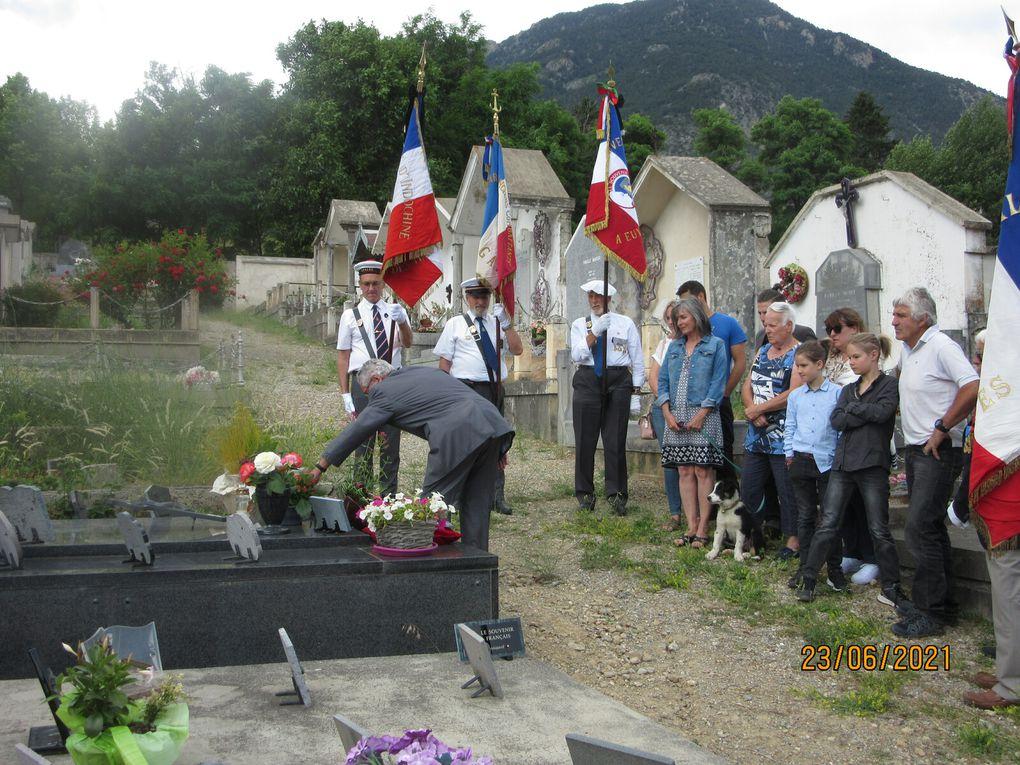 hommage à Monsieur Maurice JUGE