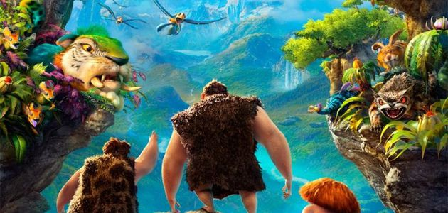 """THE CROODS"", PREMIERE BANDE-ANNONCE !"