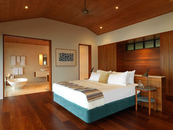 Suggested Flooring Materials for Resorts and Hotels