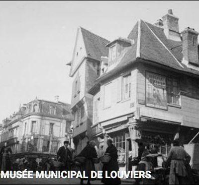 le Musée Municipal de LOUVIERS (Eure) expose...