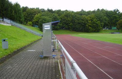 Groundspotting: Sportanlage Rübholz (HP + NP)