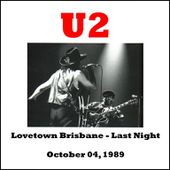 U2 -Lovetown Tour -04/10/1989 -Brisbane -Australie -Entertainment Center #3 - U2 BLOG