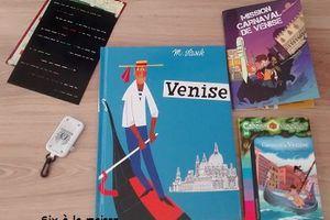 Chut les enfants lisent! Beneylu Quest : Carnaval à Venise